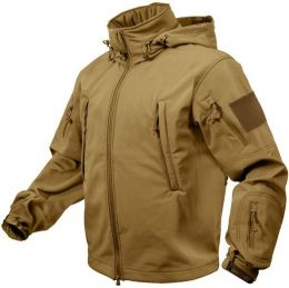Bunda ROTHCO® TACTICAL SOFT SHELL coyote