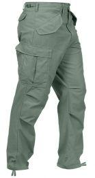Kalhoty ROTHCO® VINTAGE M-65 oliva