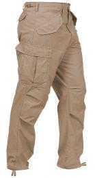 Kalhoty ROTHCO® VINTAGE M-65 khaki