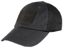 Čepice CONDOR® MESH TACTICAL černá