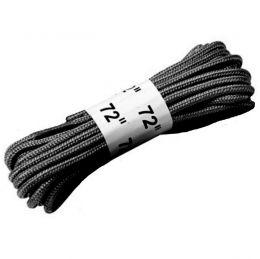 Tkaničky do bot 72´´/180cm černá