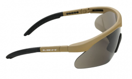 Brýle taktické SWISS EYE® RAPTOR 3 skla coyote