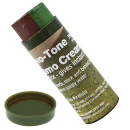 Maskovací barvy BUSHCRAFT hnědá & zelená 30g