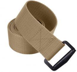 Opasek ROTHCO® US typ BDU 4,5cm khaki