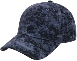 Čepice ROTHCO® midnight digital camo