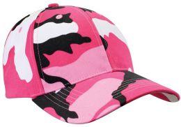 Čepice ROTHCO® pink camo