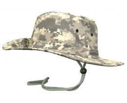 Klobouk BUSH acu digital camo