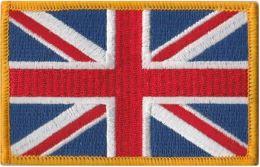 Nášivka vlajka VELKÁ BRITÁNIE barevná