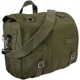 Taška COMMANDO VINTAGE SHOULDER BAG oliva