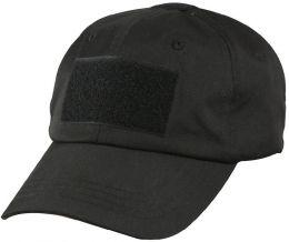 Čepice ROTHCO® TACTICAL OPERATOR černá