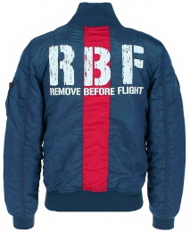 Bunda ALPHA INDUSTRIES RBF navy