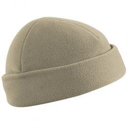 Čepice HELIKON-TEX® WATCH CAP SUPERFINE FLEECE khaki