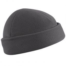 Čepice HELIKON-TEX® WATCH CAP SUPERFINE FLEECE šedá