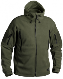 Bunda HELIKON-TEX® PATRIOT FLEECE zelená
