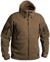 Bunda HELIKON-TEX® PATRIOT FLEECE coyote