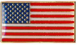 Odznak VLAJKA U.S.A.