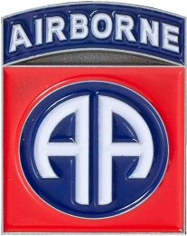 Odznak 82ND AIRBORNE DIVISION
