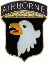 Odznak 101ST AIRBORNE DIVISION