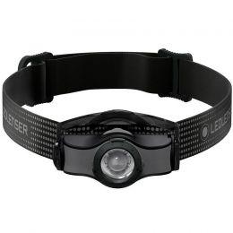 Svítilna čelová LED LENSER® MH5 šedá