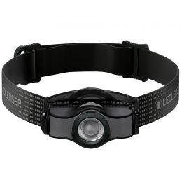 Svítilna čelová LED LENSER® MH3 šedá