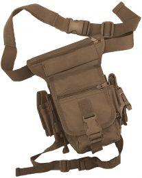 Taška na stehno HIP BAG coyote