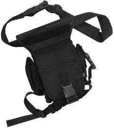 Taška na stehno HIP BAG černá