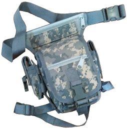 Taška na stehno HIP BAG acu digital camo