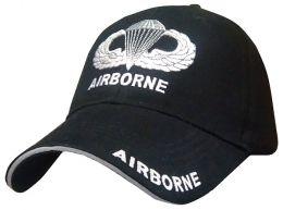 Čepice AIRBORNE černá