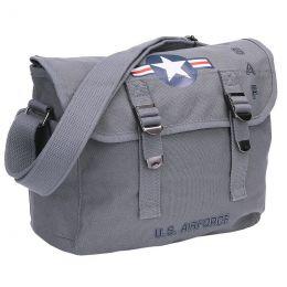 Taška FOSTEX® USAF VINTAGE šedá