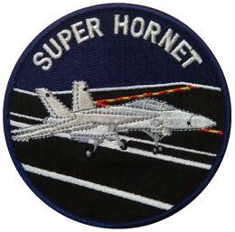 Nášivka F-18 SUPER HORNET barevná