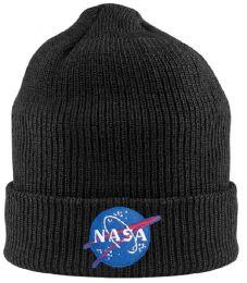 Čepice ROTHCO® Deluxe NASA acryl černá