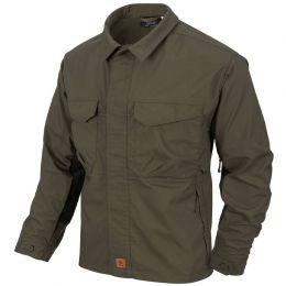 Košile HELIKON-TEX® WOODSMAN SHIRT taiga green & černá