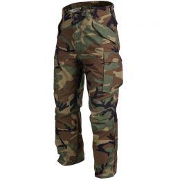 Kalhoty HELIKON-TEX® M-65 woodland