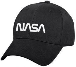 Čepice ROTHCO® NASA černá