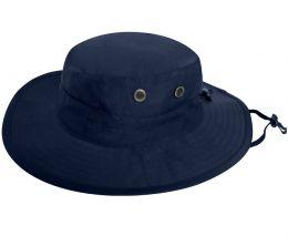 Klobouk ROTHCO® BOONIE nastavitelný midnight navy blue