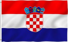Vlajka CHORVATSKO